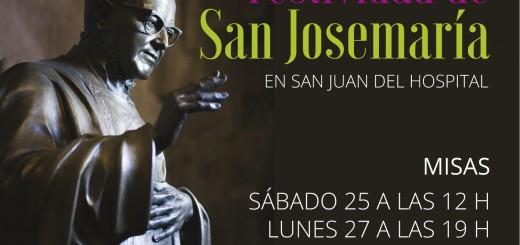 FESTIVITAT Sant Josepmaria