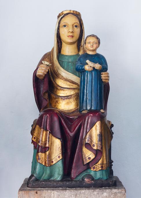 Rèplica Mare de Déu del Miracle