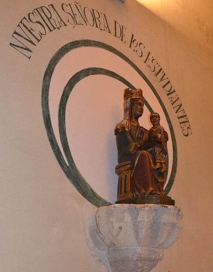 Virgen de los Estudiantes
