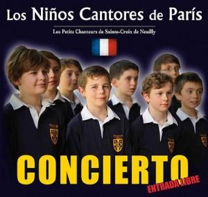 choirboys Paris