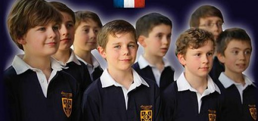 Paris choirboys