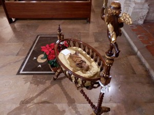 Колыбель младенца Иисуса