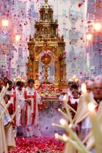 procesion corpus