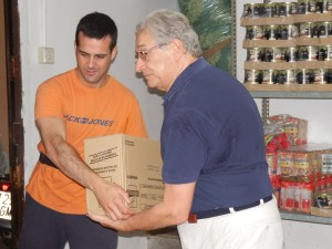 Jedzenie EFRR San Juan del Hospital 4