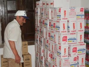 Jedzenie EFRR San Juan del Hospital 1