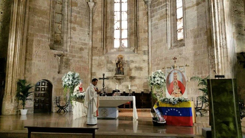 Misa por Venezuela