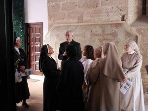 Religious visit