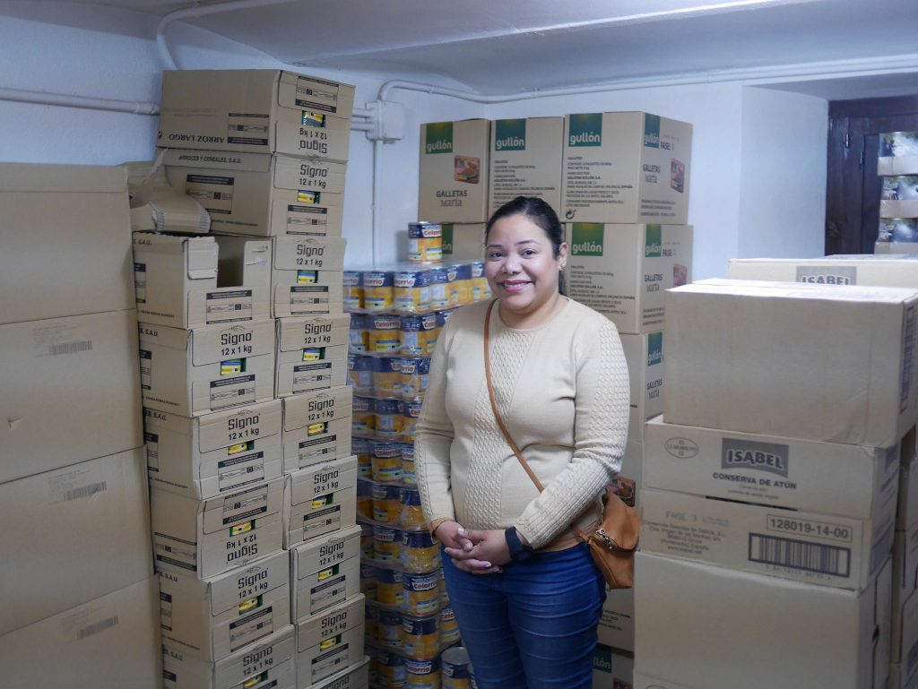 Alejandra Food Bank