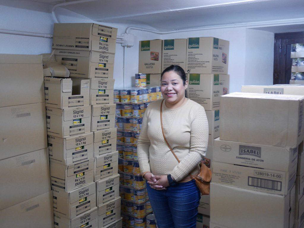 Alejandra Banco de Alimentos