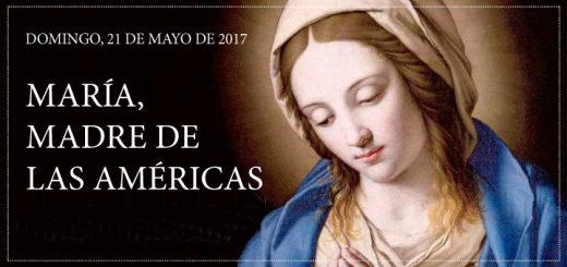 Moeder Maria de las Americas