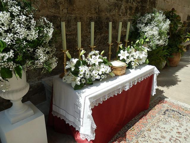 Altar-Corpus