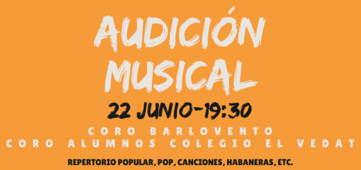 Audición musical
