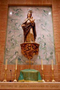 Virgen del Oratorio