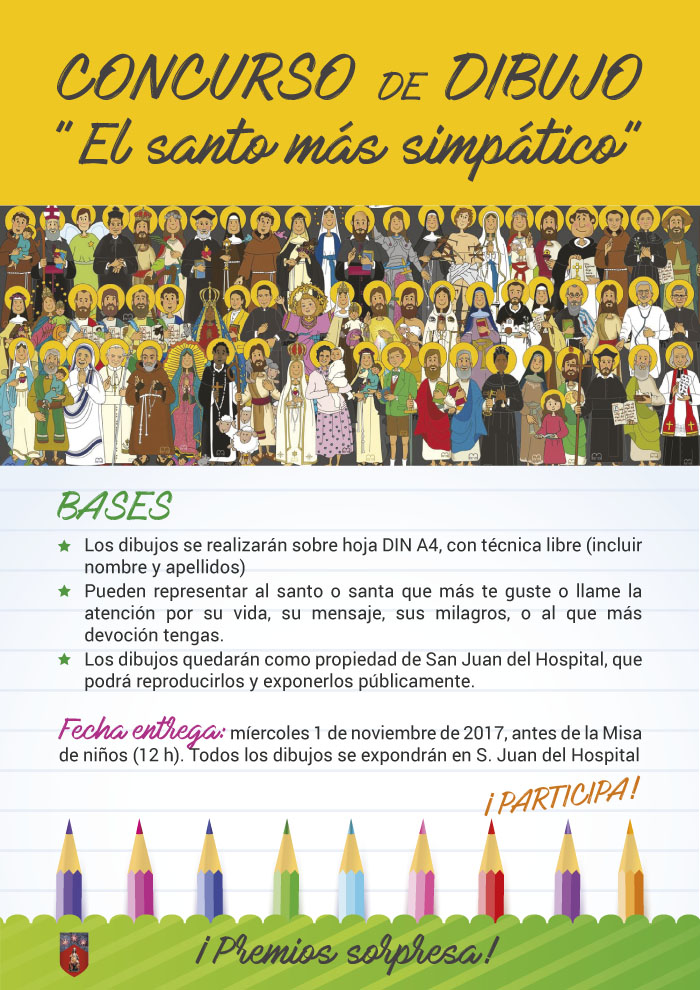 SANTO CONTEST BUT NICE 2017