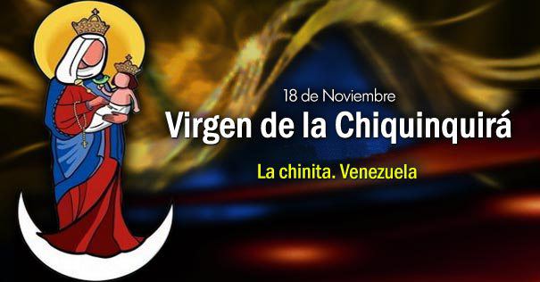 18-11-virgin-Chiquinquira-chinita-Venezuela