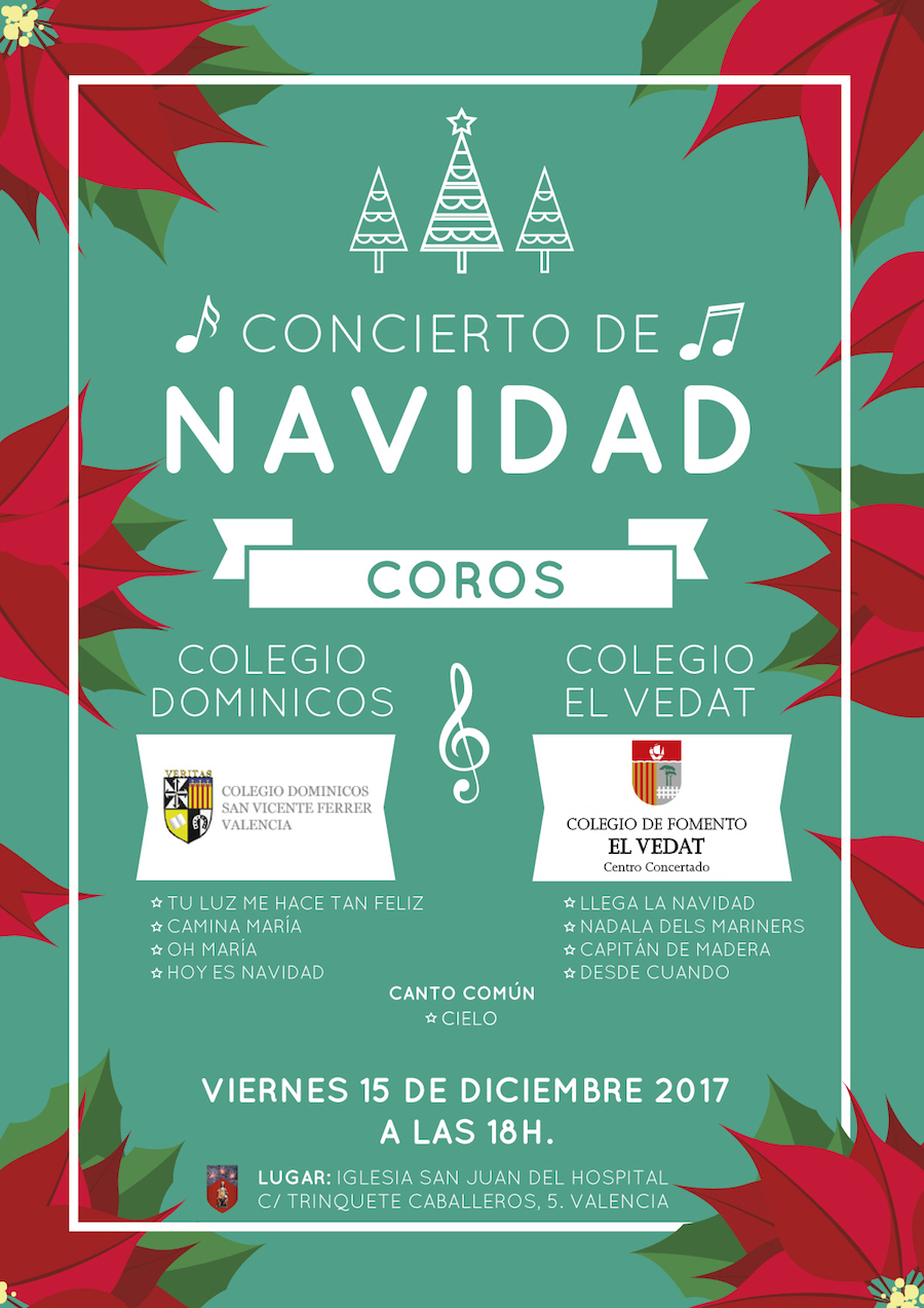 CHRISTMAS CHOIRS KONCERT