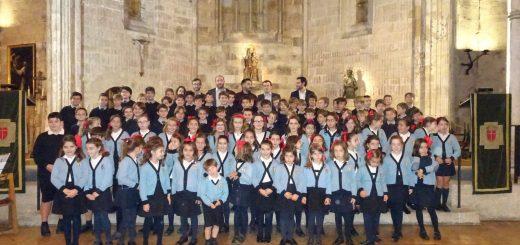 Concierto coro colegios