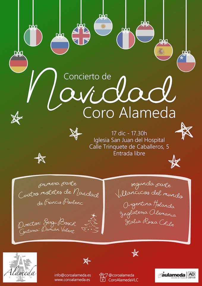 Plakat Navidad 2017