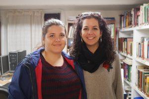 Sonia und Esperanza