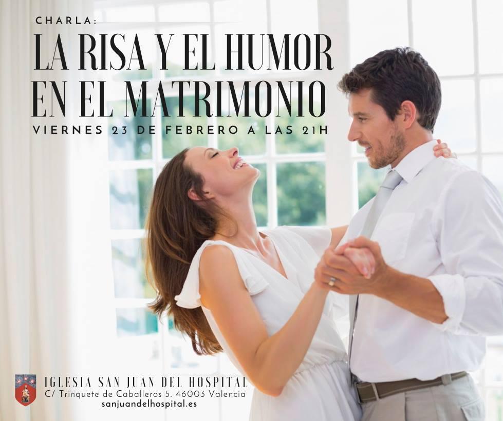risa humor matrimonio