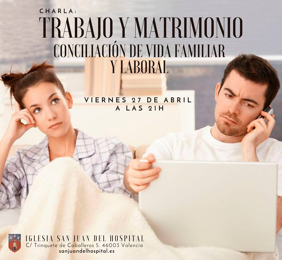 Trabajo y matrimonio