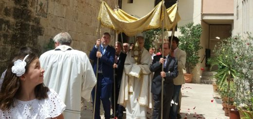 Eucharistische Procession-copy