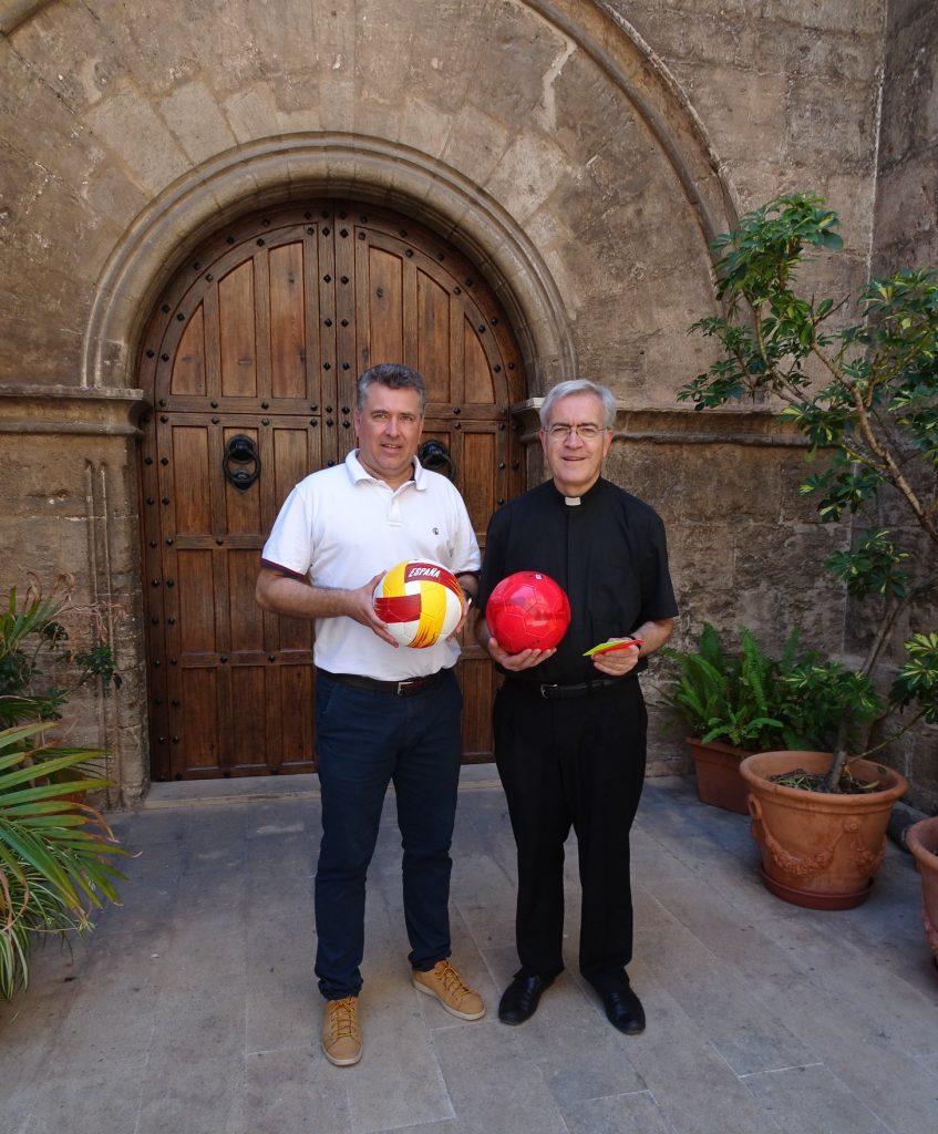 Vicente Lizondo e Carlos Cremades