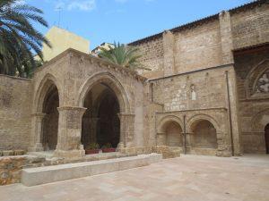 Capilla funeraria del Rey Don Jaime