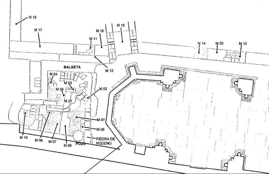 Vista de l excavación arqueológica