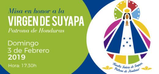 Virgen de Suyapa 2019-w