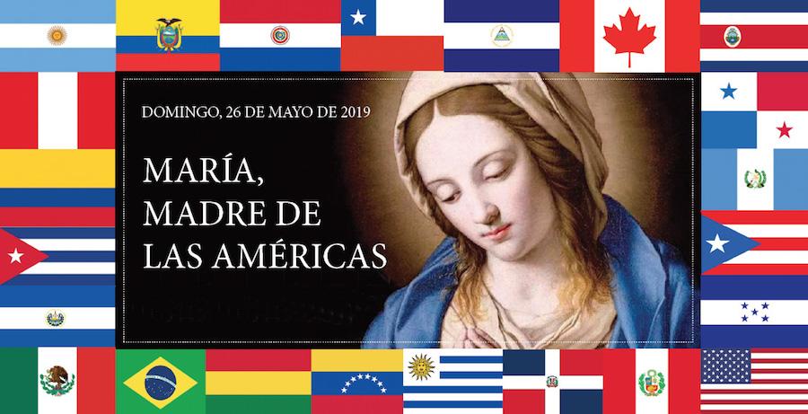 Virgen de las Americas 2019