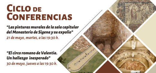 Cartel conferencias mayo 2019